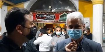 فیلم|نارسایی قلبی پیشرفته علت ارتحال علامه حسنزاده آملی