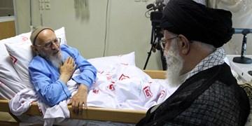 تسلیت رهبر انقلاب در پی درگذشت عالم ربانی و سالک توحیدی آیتالله حسنزاده آملی