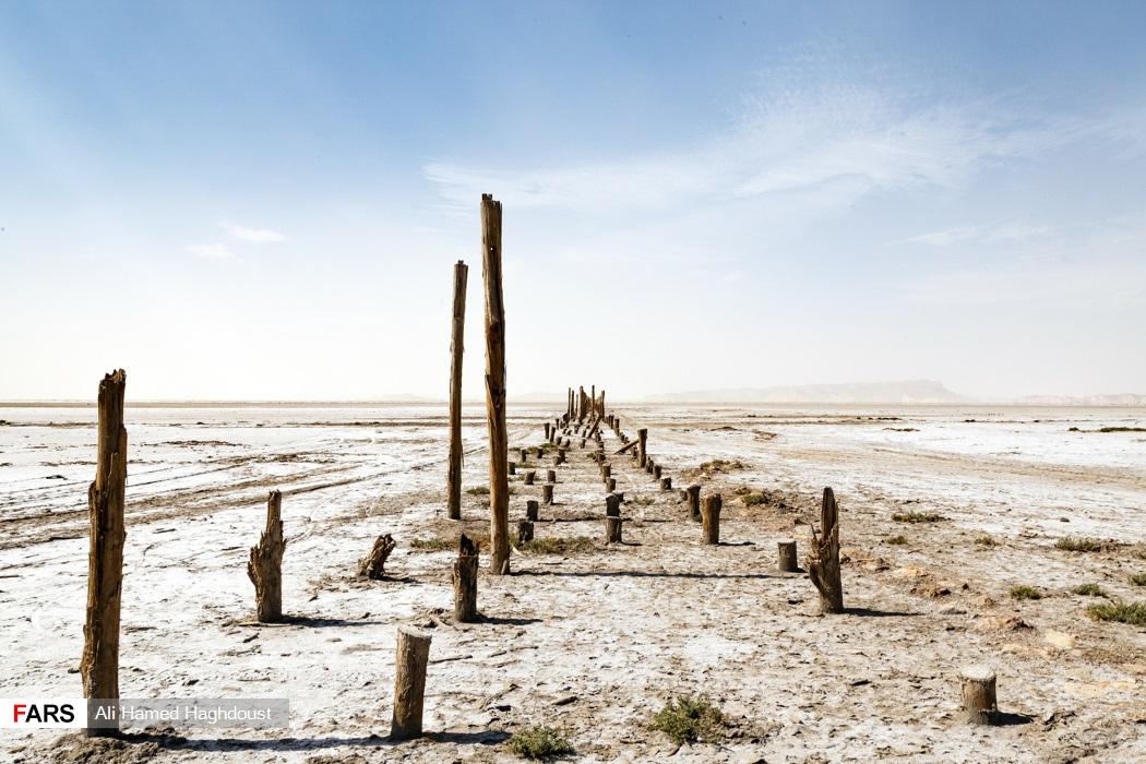 سمفونی نمکزار دریاچه ارومیه