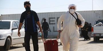 استقرار ایستگاههای تشخیص سریع کرونا در شلمچه و چذابه توسط ارتش