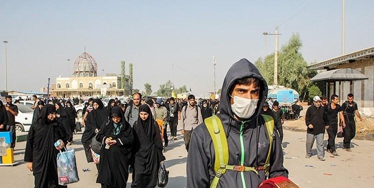 آمادگی پلیس برای بازگشت زوار اربعین حسینی/ گیت مهران دوشنبه رسماً باز میشود