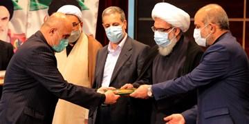 مراسم معارفه استاندار جدید بوشهر