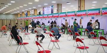 مرکز واکسیناسیون شهید مدافع سلامت مصطفی پیران
