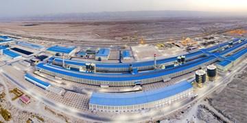 فیلم| تنها پایانه اختصاصی صادرات آلومینیوم کشور با تخلیه 1000 تن مواد اولیه در ساعت