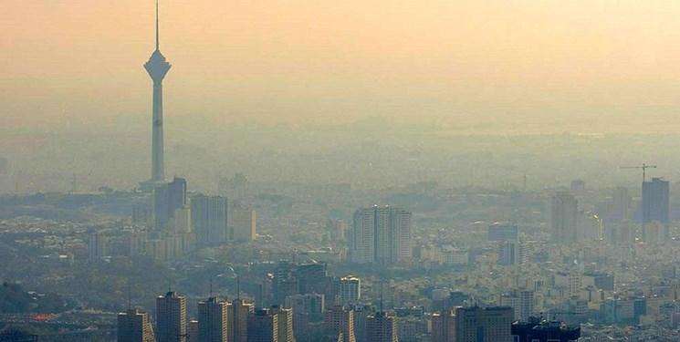 افزایش آلایندههای جوی و کاهش کیفیت هوا در البرز و تهران/ آسمانی صاف در اغلب شهرها