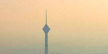 اولین روز بسیار ناسالم هوای تهران در ۱۴۰۰/ اقشار حساس از فعالیتهای خارج از منزل اجتناب کنند