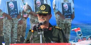 سردار تنگسیری: باید به سربازان و جوانان عزت و غیرت آموزش دهیم