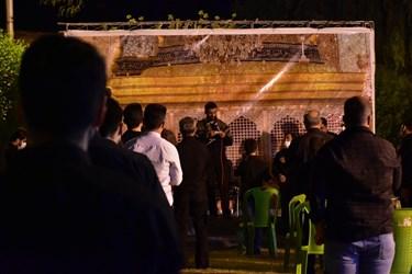 سوگواری جاماندگان اربعین حسینی در بهبهان
