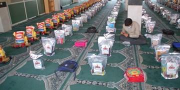 اهدای ۲۰۰ بسته لوازم تحریر به نیازمندان توسط سپاه ناحیه محمدرسولالله(ص)