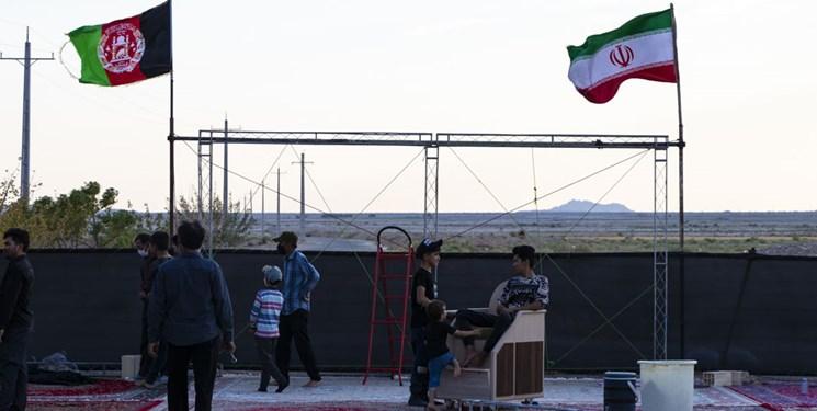 تکاپوی افغانستانیها در سوگ سیدالشهدا (ع)
