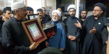 تقدیر از ۳۰۰ موکبدار عراقی با سوغات ایرانی/ موکبداران خواستار دیدار با رهبر انقلاب هستند
