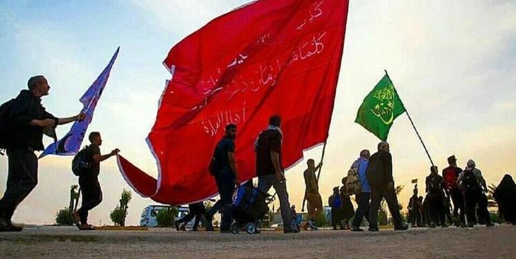 فیلم| دلتنگیهای جاماندگان در مرز مهران