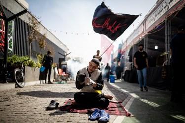 پیاده روی جاماندگان اربعین حسینی(ع) در تهران - 1
