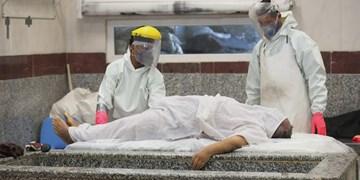 «ویروس منحوس» نفس دوازده کرمانشاهی دیگر را قطع کرد