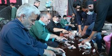 خدمات مواکب اربعینی رفسنجان در کربلای معلی از طبخ و توزیع غذا، تا خدمات درمانی و اسکان به زائران حسینی