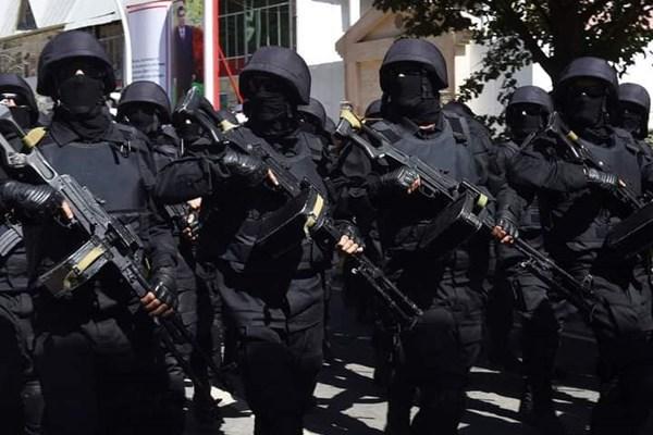 رژه نظامی تاجیکستان در مناطق هممرز با افغانستان +عکس