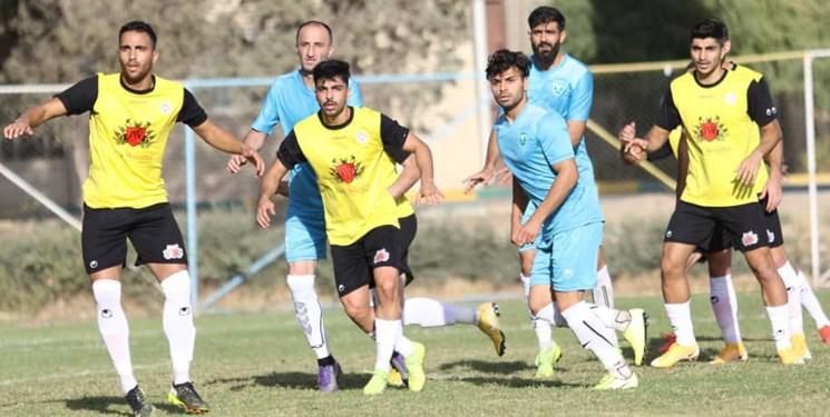 هفته دوم لیگ دسته اول فوتبال|  پیروزی پرگل خیبر خرم آباد مقابل پارس جنوبی