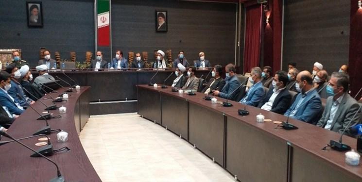 رئیس جدید  دادگستری بستانآباد معرفی شد