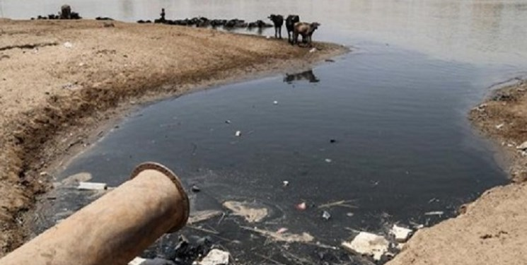 اخطار محیط زیست خوزستان به شرکت فولاد