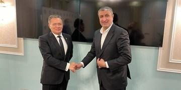 تأکید ایران و روسیه بر تقویت و توسعه همکاری های صلح آمیز هسته ای
