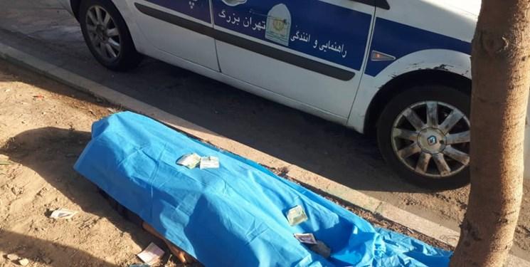 لاییکشی مرگبار موتورسوار در بزرگراه همت / راکب ۳۰ ساله جان باخت