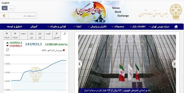 استعفای مدیرعامل بورس تهران/ گودرزی سرپرست شد