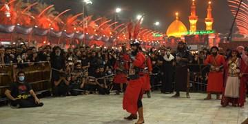 تعزیهخوانی یک ایرانی-کویتی در اربعین/ اتفاقی بیسابقه در بینالحرمین + تصاویر