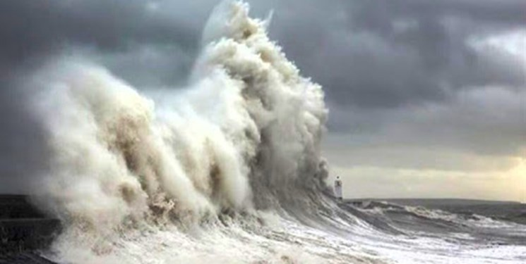 وزش باد لحظهای با سرعت 100 کیلومتر در غرب تنگه هرمز/باران در نوار شمالی تا پایان هفته