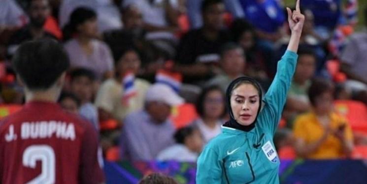 تاریخسازی بانوی گیلانی در فینال جام جهانی فوتسال