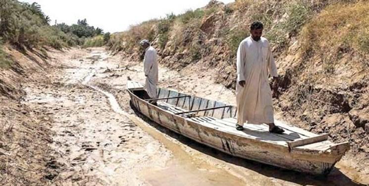 ناتوانی متولیان حوضه آبریز کرخه در انجام مسئولیتها/متهم ردیف اول بحران آب خوزستان کیست؟
