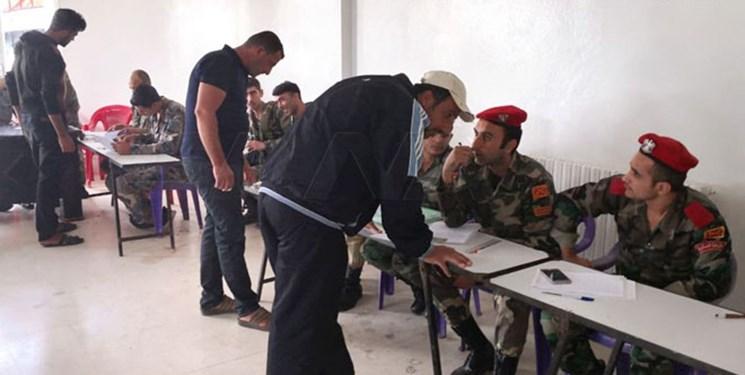 ارتش سوریه رسیدگی به وضعیت تروریستها در شهر «جاسم» را آغاز کرد