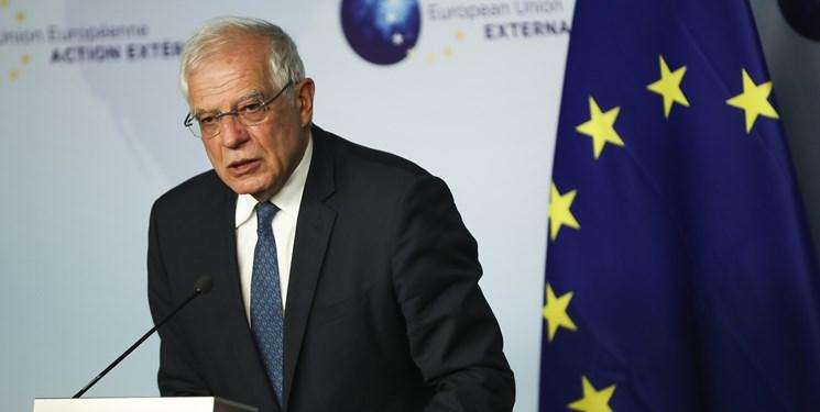 جوزپ بورل: به نقشه دوم درخصوص ایران فکر نمیکنیم