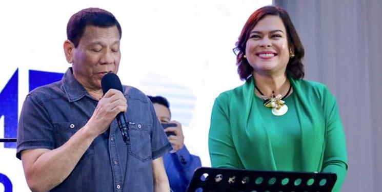 دختر رئیس جمهور فیلیپین در انتخابات ۲۰۲۲ شرکت خواهد کرد
