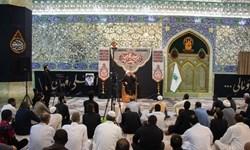 برگزاری مراسم عزاداری به زبانهای عربی و اردو در قم
