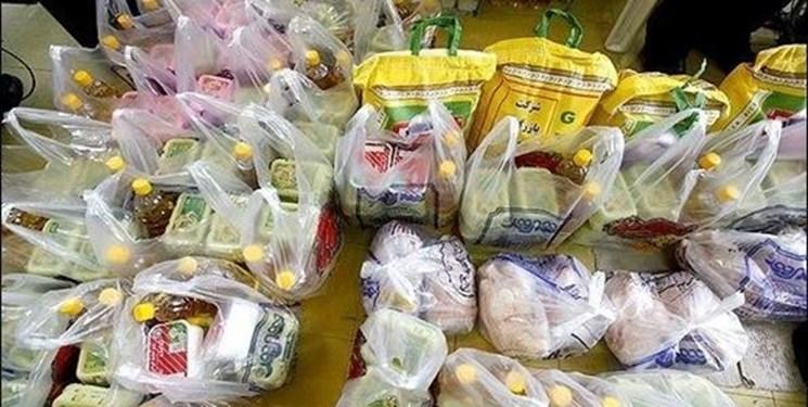 توزیع ۲۰۰ سبد غذایی بین نیازمندان همدان