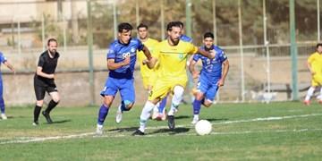 پیروزی استقلال مقابل تیم دسته اولی در غیاب حسینی+تصاویر