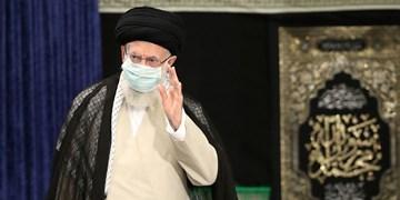 مراسم عزاداری روز شهادت امام رضا (ع) با حضور رهبر معظم انقلاب