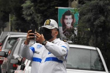 عکس| تشییع پیکر شهدای تازه تفحصشده در رشت