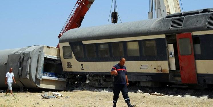 بیش از ۳۰ مجروح در پی برخورد دو قطار در تونس
