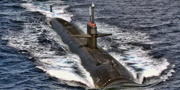 واکنش پکن به سانحه برای زیردریایی اتمی آمریکا در دریای جنوبی چین