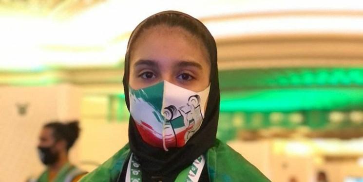 دختر ورزشکار خراسانی مدال برنز دوضرب جهان را کسب کرد
