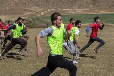 برگزاری مسابقه دوومیدانی در روستای مرزی آلواتان سردشت بهمناسبت هفته نیروی انتظامی توسط مرزبانان و مرزنشینان سردشت