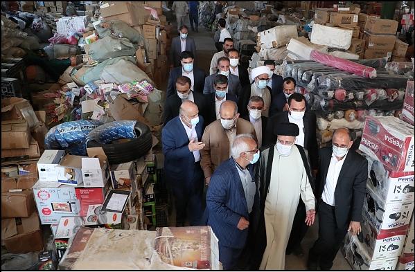 14000716000587 Test NewPhotoFree - گزارش سفر رئیسجمهور به بوشهر/ از حضور در آلاچیق کشاورزان تا بازدید از مراحل ساخت شناور شهید سلیمانی