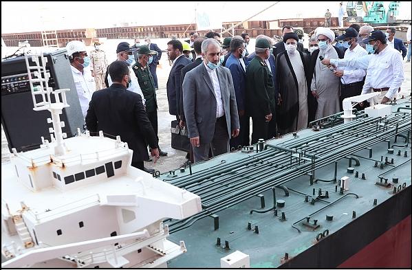 14000716000591 Test NewPhotoFree - گزارش سفر رئیسجمهور به بوشهر/ از حضور در آلاچیق کشاورزان تا بازدید از مراحل ساخت شناور شهید سلیمانی
