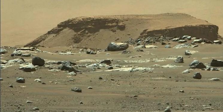 کشف شواهدی از سیلاب های ناگهانی در مریخ