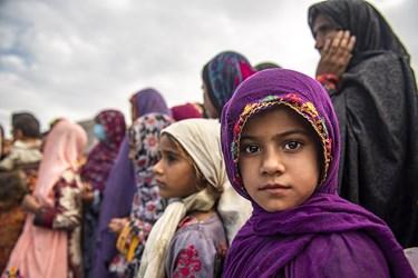 کودکان آسیب پذیر ترین افراد در این منطقه به دلیل نبود امکانات رفاهی هستند