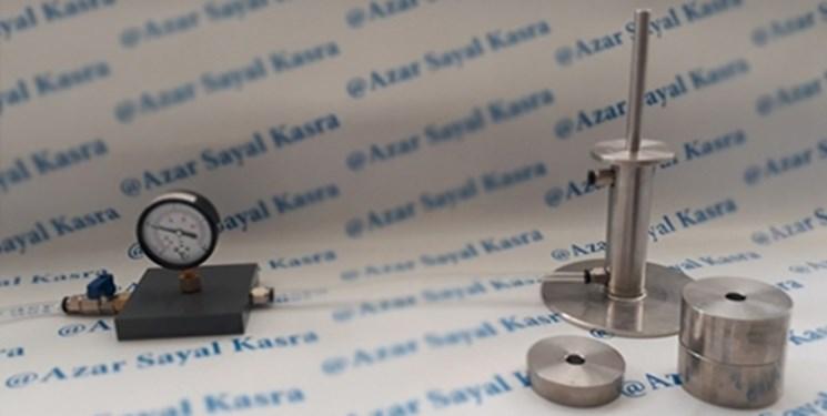 تامین نیاز آزمایشگاههای مکانیک و سیالات با تجهیزات ایرانی