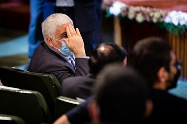 فرهاد رهبر دستیار اقتصادی رئیس جمهور در مراسم آغاز سال تحصیلی 1401-1400 دانشگاهها و مراکز پژوهشی و فناوری کشور - دانشگاه تهران