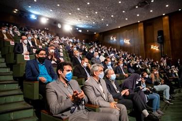 مراسم آغاز سال تحصیلی 1401-1400 دانشگاهها و مراکز پژوهشی و فناوری کشور - دانشگاه تهران