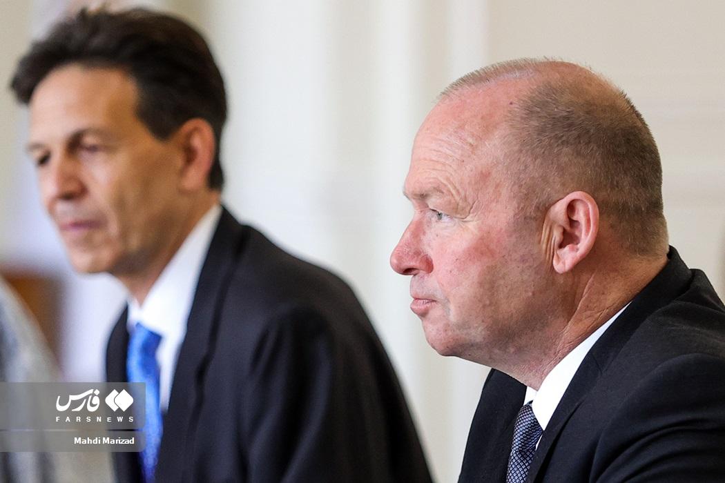 آندریاس ایبی رئیس مجلس شورای ملی سوئیس